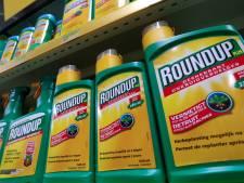 Onderzoeker over omstreden gif Roundup:  'Je kan het gewoon in de tuin gebruiken'