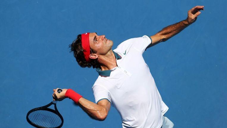 Roger Federer Beeld PHOTO_NEWS