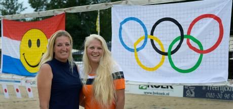 Jonge olympiër Raïsa (19) treedt in de voetsporen van haar moeder: 'Haar stemmetje zal ik ook in Tokio horen'