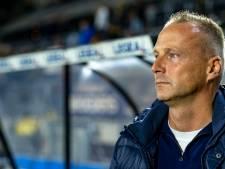 NAC-trainer De Graaf: 'Zonde dat het verschil tussen eerste en tweede helft weer zo groot is'