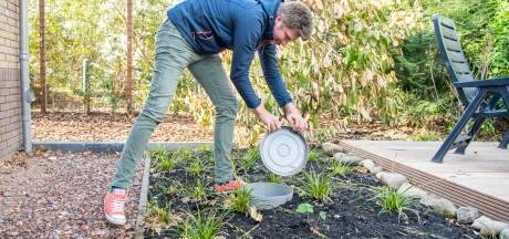 Nieuwe subsidie voor de aanleg van een nattere tuin is op de Veluwe erg in trek