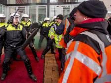 Topoverleg in Rotterdamse haven voor 'wapenstilstand'