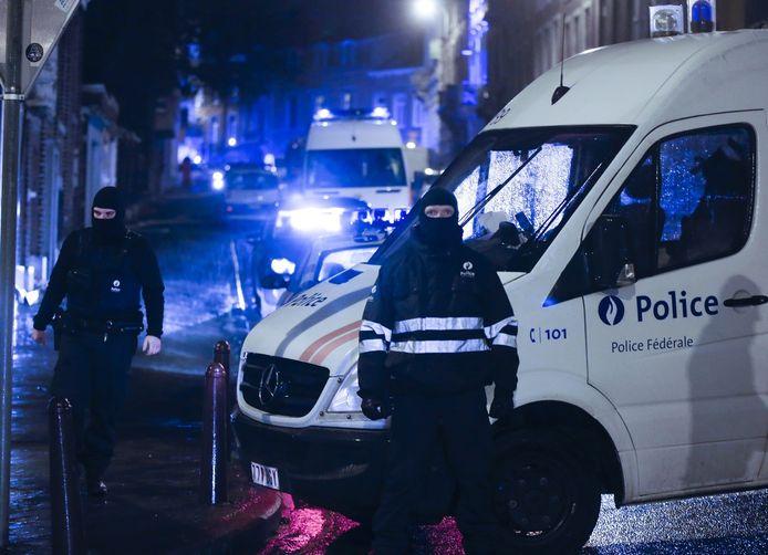Politie in Verviers