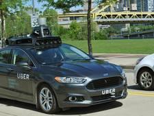 Google beschuldigt Uber van stelen technologie zelfrijdende auto