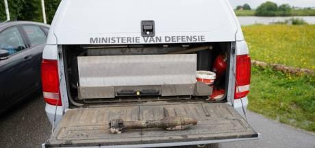 Gevonden 'explosief' dat magneetvisser in Rhenen vond blijkt nepbom: terras van restaurant weer open