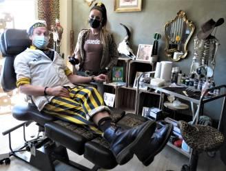 Wild West Tattoos geeft vrouwelijke touch aan Mr. Steve Barbershop XXL