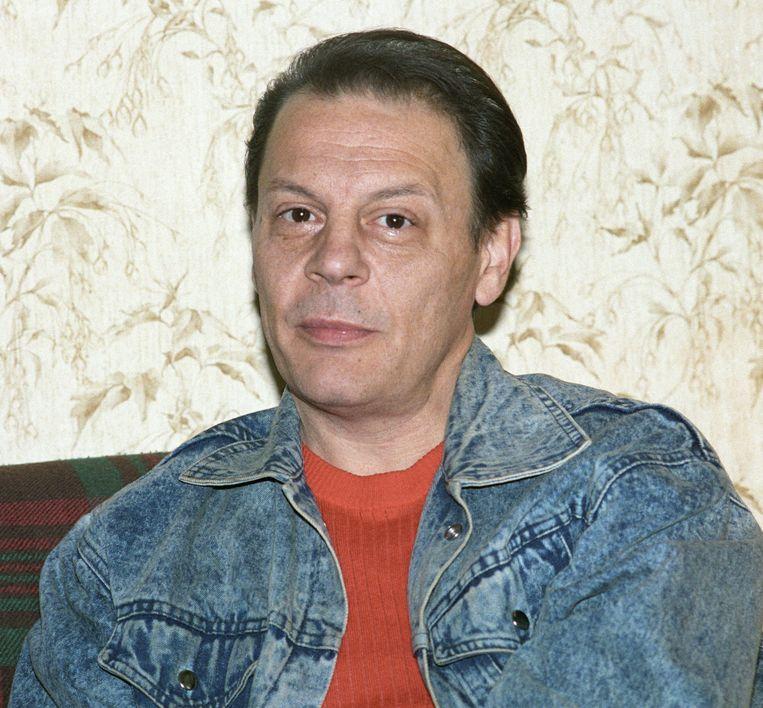 Theaterregisseur Alexandr Boerdonski Beeld BELGAIMAGE