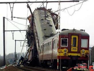 Overzicht van recente treinongevallen