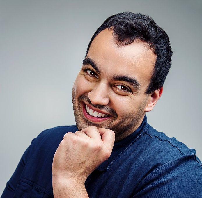 Komiek Kamal Karmach is een van de namen die in het najaar naar Blankenberge komt.