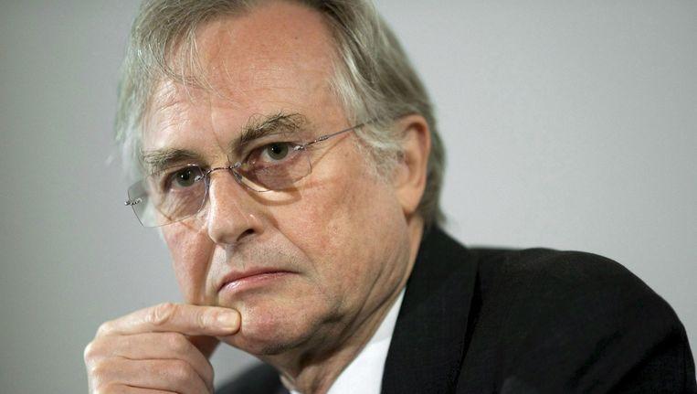 Richard Dawkins Beeld afp