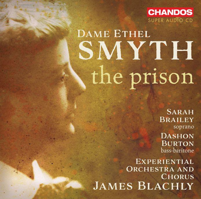 Albumcover Smyth: The Prison van Ethel Smyth.