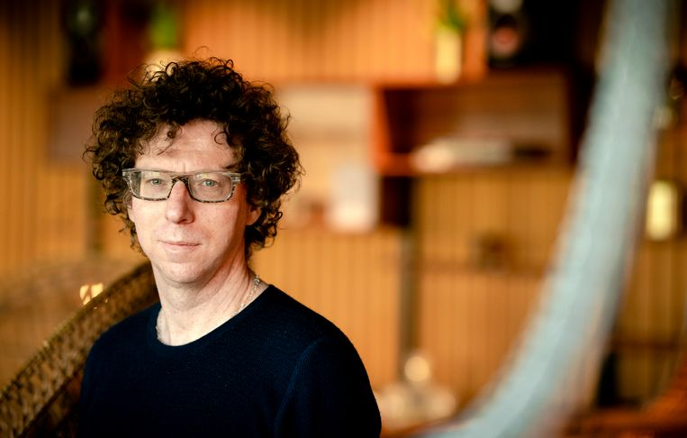 Arnon Grunberg houdt vanavond een lezing over antisemitisme in De Balie. Beeld Hollandse Hoogte /  ANP