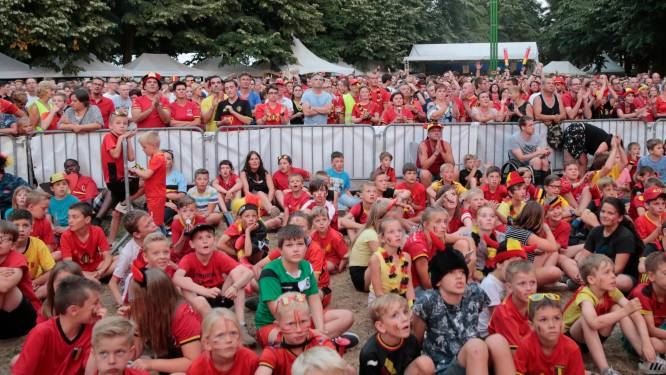 """Geen voetbalfeest op Dries met EK in juni: """"Te veel onzekerheden"""""""