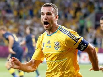 Shevchenko, van stervoetballer tot topgolfer