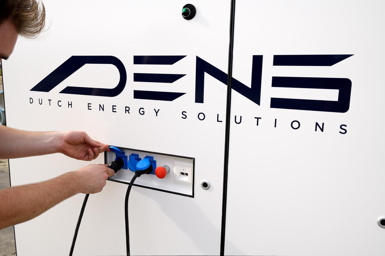 Generator van Dens.