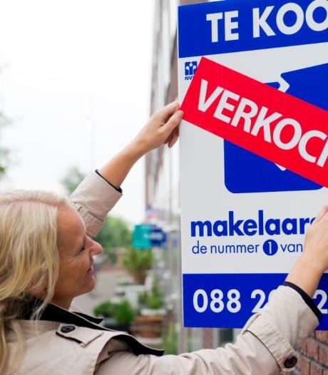 Gekte op de huizenmarkt breekt álle records: '100.000 euro overbieden is eerder regel dan uitzondering'