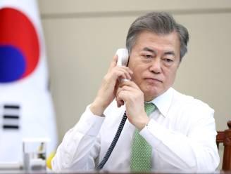 Trump en Zuid-Koreaanse premier Moon bereiden samen topontmoeting Kim voor