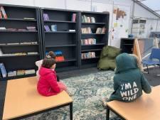 Boekhandel en bieb vragen hulp voor bibliotheekje Heumensoord