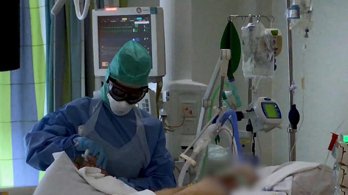 Beeld van de intensive care van het Antonius Ziekenhuis in Utrecht