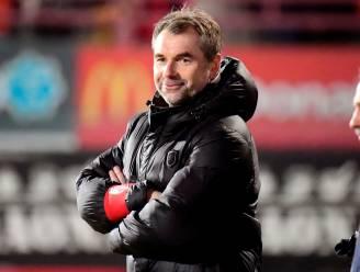 Beloftencoach Van Winckel neemt voorlopig over bij STVV, maandag neemt Hollerbach over