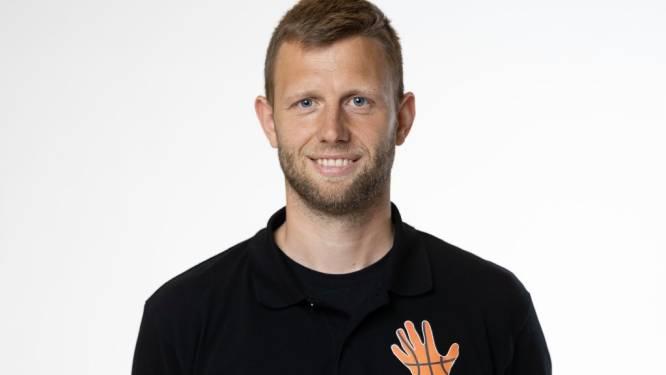 """Tom Vrijders is de nieuwe coach van BC Asse-Ternat: """"Ik ben een kind van het huis"""""""