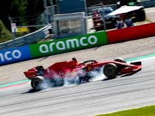 Ferrari is snelheid kwijt: 'We verliezen zeven tienden op de rechte stukken'