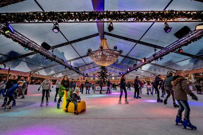 Het Winterparadijs verraste vorig jaar Bergen op Zoom. Het is een blijvertje!