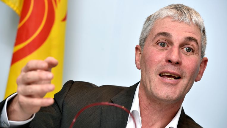 Waals energieminister Paul Furlan (PS). Beeld PHOTO_NEWS