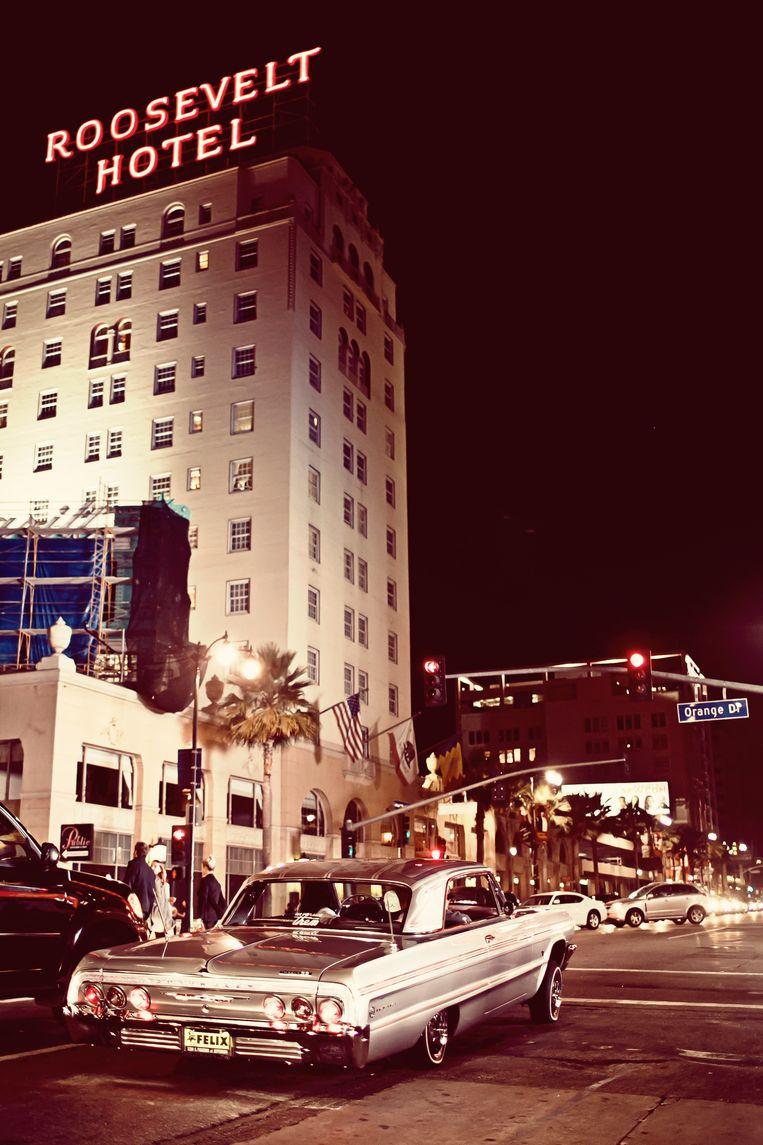 Het Roosevelt Hotel. Beeld shutterstock
