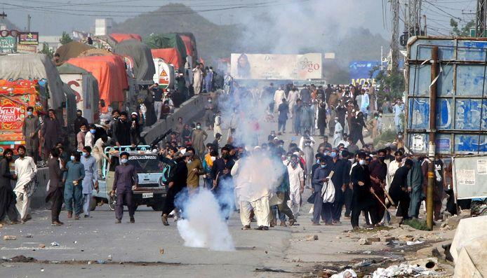 Islamabad, Pakistan, 13 avril