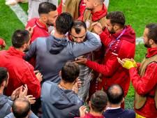 Goran Pandev sort en larmes après sa dernière sélection pour la Macédoine du Nord