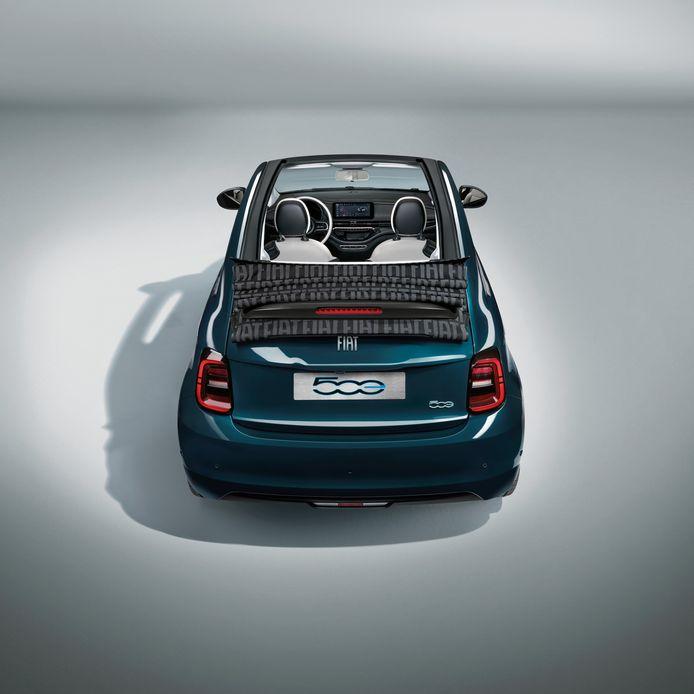 De nieuwe Fiat 500