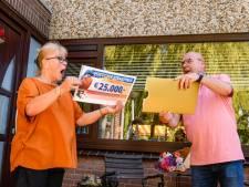 Gelukje! Leidse straat wint ruim twee ton bij de Postcode Loterij