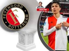 Na transfer Berghuis zijn de panelen verschoven bij Feyenoord, en niet zo'n beetje ook
