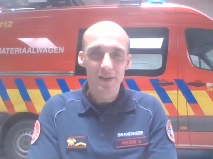 """Brandweerman getuigt over natuurramp in Ardennen: """"Plots vertellen buurtbewoners dat een vrouw aan het bevallen is"""""""