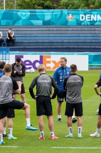 """Deense coach laat spelers kiezen of ze tegen België willen aantreden: """"OK als speler aangeeft emotioneel niet klaar te zijn"""""""