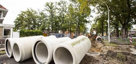 Dit najaar opnieuw grootschalige werkzaamheden aan Kolthofsingel; nieuwe rioolbuizen en fietspaden