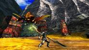 'Monster Hunter 4 Ultimate' is opnieuw een game voor doorzetters