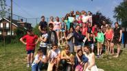 Leerlingen rappen succesvol voor de vrede