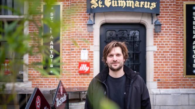 """Lierse horeca-uitbater Björn Gielen over heropening: """"Worden wel erg afhankelijk van het weer, maar dat gaat mij niet tegenhouden"""""""