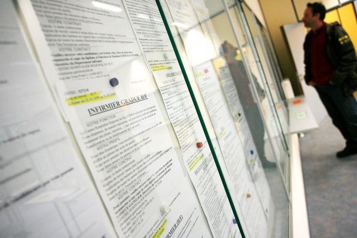 Depuis le début de cette année 2021, avec des chiffres arrêtés à fin août, le Forem a diffusé 365.000 offres d'emploi.