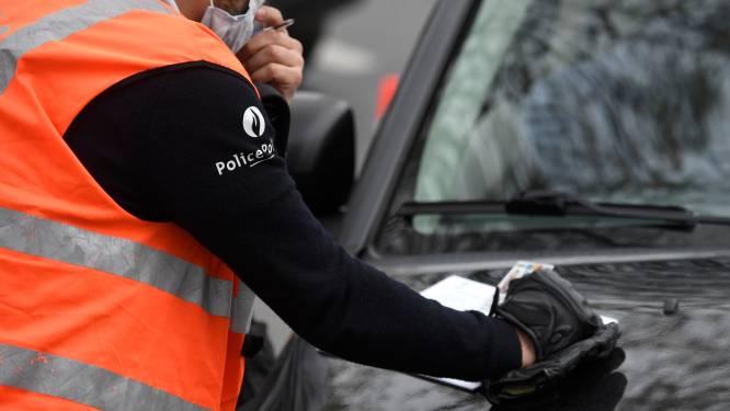 Grote politieactie in zone CARMA: 20 bestuurders dragen geen gordel