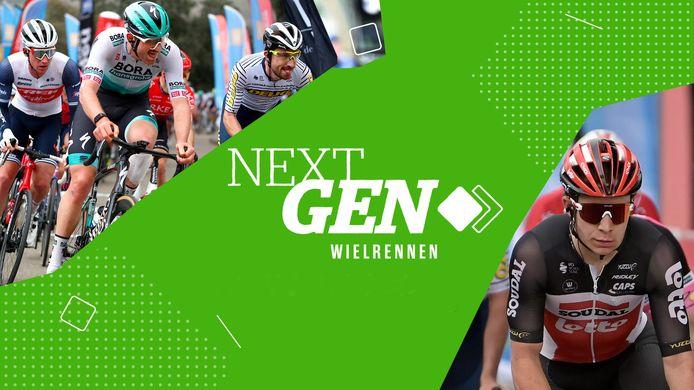 Jordi Meeus en Gerben Thijssen: de Belgische sprinters van morgen.