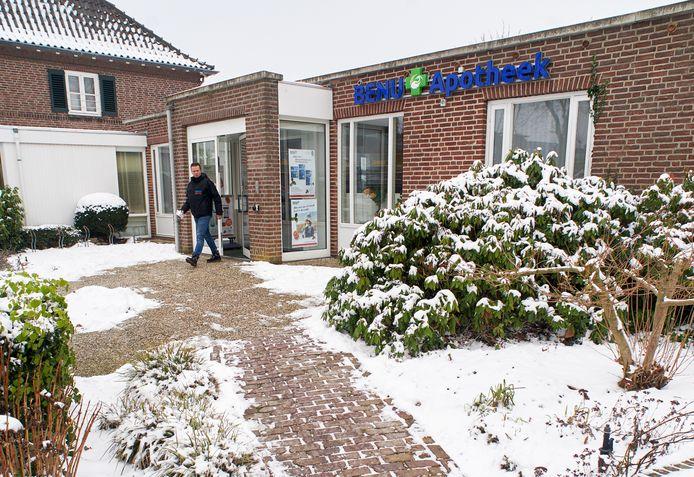 Benu Apotheek aan de Hoogstraat in Heesch.