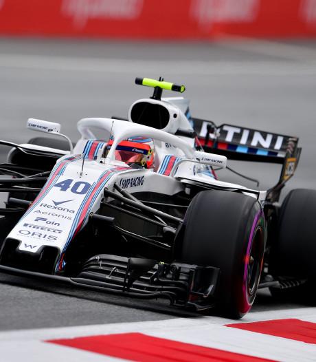 Kubica tekende bij Ferrari vóór zijn crash