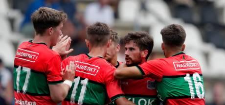 NEC opnieuw te sterk voor competitiegenoot: Bruijn matchwinner tegen Heracles