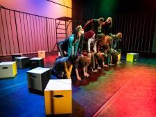 Waskracht: met theater de Helmondse wijken in