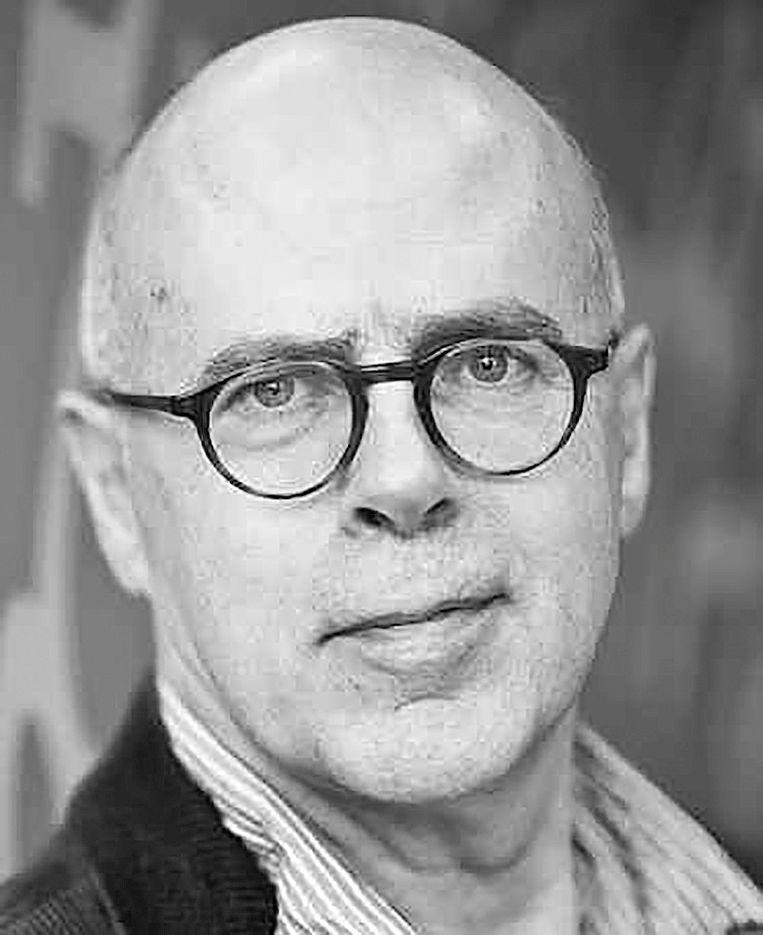 Jan van Eijck is bestuurslid van vereniging De Goede Wal. Beeld JEROEN OERLEMANS