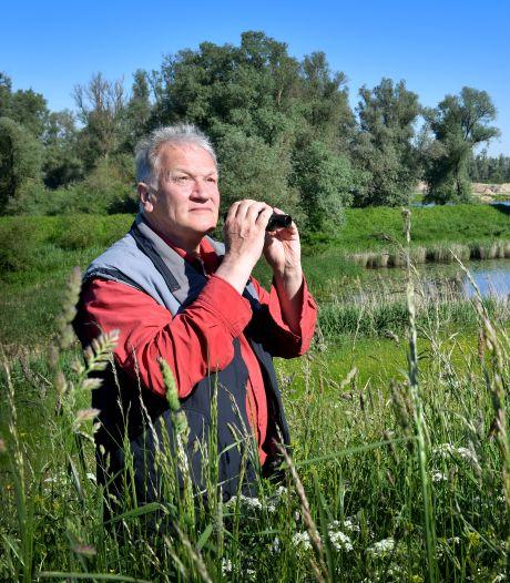 Johan is de architect van de Millingerwaard: 'In begin stond het hier vol distels, brandnetels en bramen'