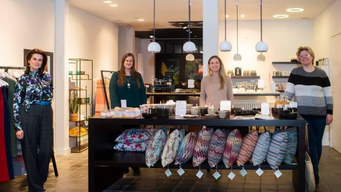 Interieur, fashion en lifestyle onder één dak: zeven lokale onderneemsters bundelen krachten voor conceptstore